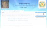 Website stroming Psychosofia