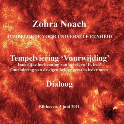 Zohra Noach – CD – Vuurwijding