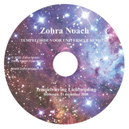 CD – Lichtwijding 2008