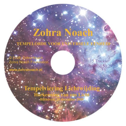 CD – Lichtwijding 2009