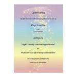 Eigen Innerlijk Verzoeningsoffensief en Platform van vijf innerlijke elementen